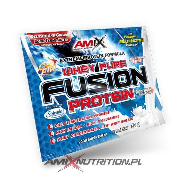 amix whey fusion 30g amix