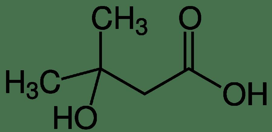 hmb-wzór-chemiczny
