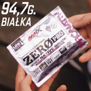 białko amix zero pro saszetka