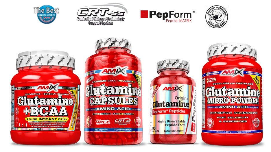 glutaminy amix