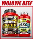 białko wołowe amix