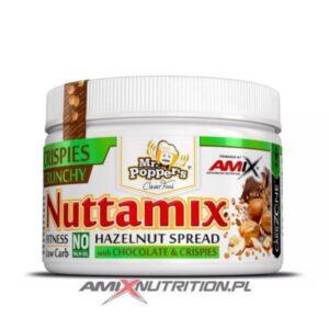 amix nuttamix cripsies crunchy