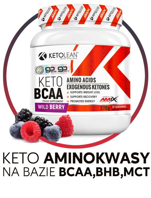 aminokwasy na ketoze