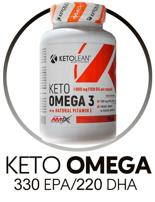 omega3 na ketozę