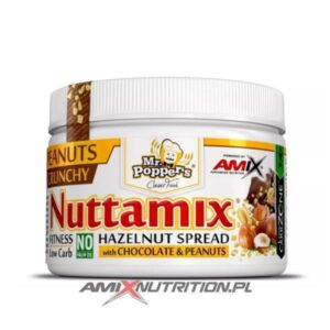 nuttamix peanuts crunhcy