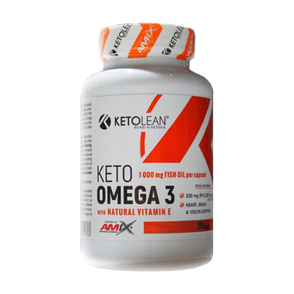 omega 3 na ketozę