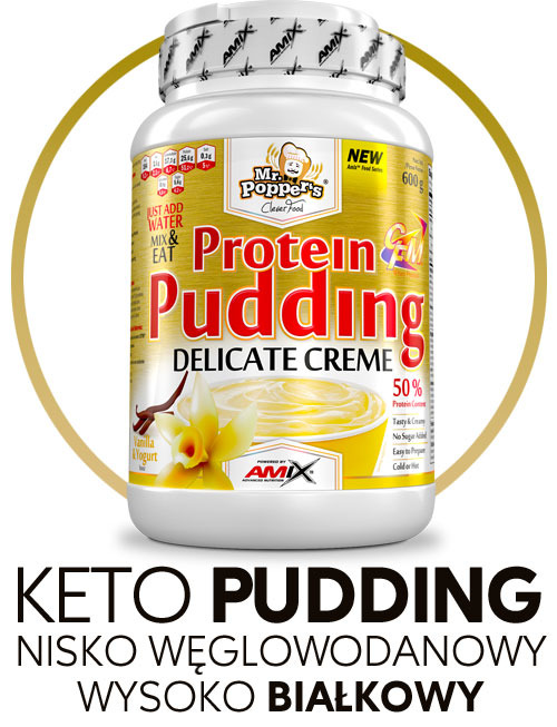 keto-pudding